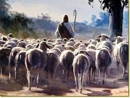 artikel kristen arti domba  kambing  alkitab