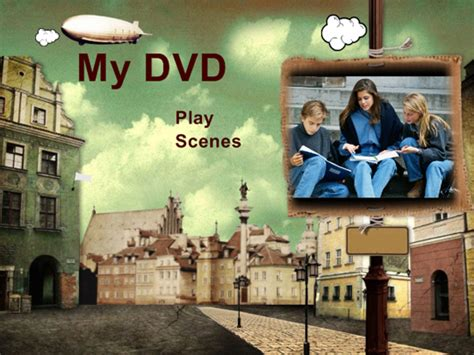 Dvd Menu Templates by Wondershare Dvd Creator Free Dvd Menu Templates