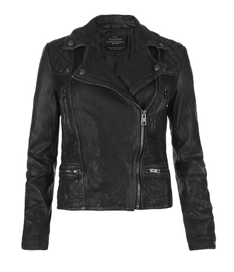 all black motorcycle jacket lusting after a new leather jacket save spend splurge