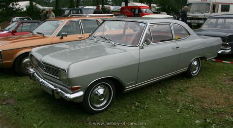 opel rekord 1965 opel 1965 rekord b l 1900s coupe the history of cars
