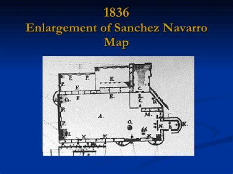 Alamo Floor Plan 1836 by Alamo Floor Plan 1836 Meze