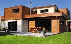Marvelous Faire Construire Sa Maison En Bois Pas Cher #9: Maison_ossature_bois_001.jpg