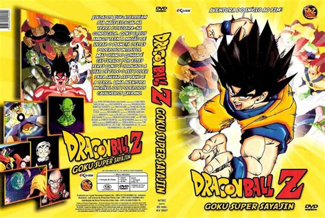 se filmer dragon ball z gratis dvd dragon ball z goku o super saiyajin r 5 00 em
