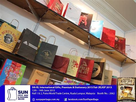 Paper Bag Bunga Murah 2845 azza azman di mana tempah custom paper bag