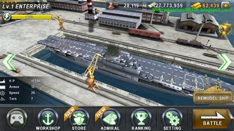 download game android warship battle mod warship battle 3d world war ii v1 2 4 mod apk unlimited