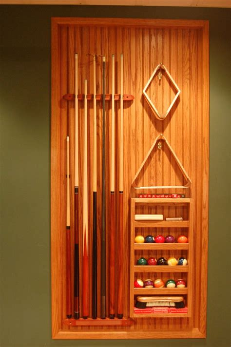 How To A Rack In Pool by 1000 Images About Wood Projects Pool Stick Rack On