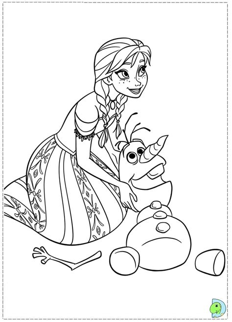 disney frozen fever coloring book coloring pages