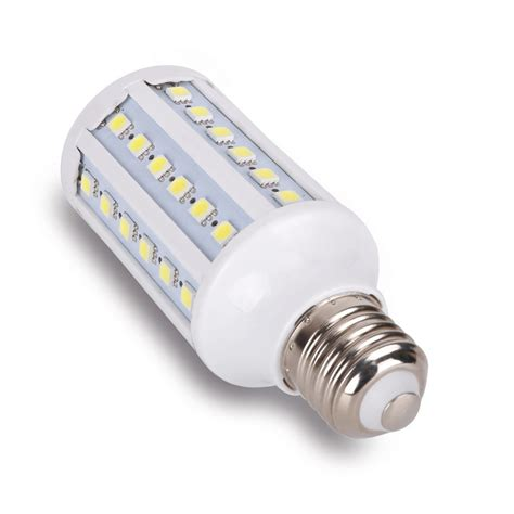 medium base 12 volt led light bulb dc 12v 20v 6000k bright
