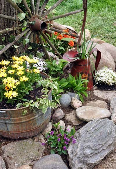 20 country garden decoration ideas everything plants and