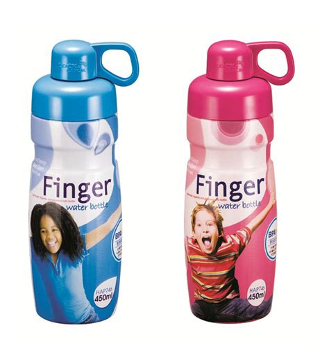 Lock And Lock Water Bottle Cup Set lock lock 2 pcs finger 450 ml water bottle by lock n