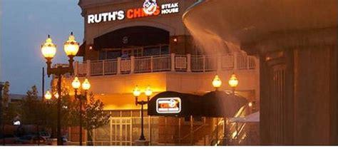 house of ruth dc ruth s chris steak house tysons corner 8521 leesburg pke menu prices