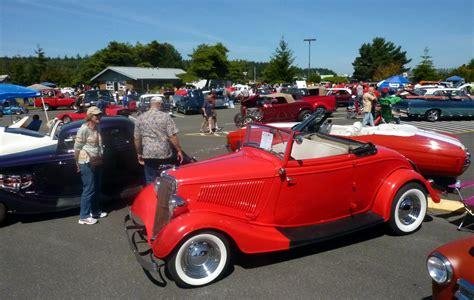 classic car show la conner classic boat car show