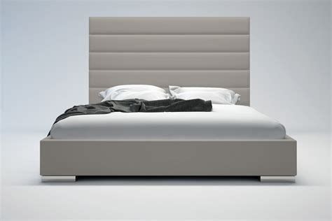 modern digs furniture prince bed king castle gray modern digs furniture