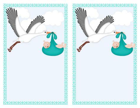 Stork Poem Baby Shower Invitation Free Download Stork Baby Shower Invitation Templates