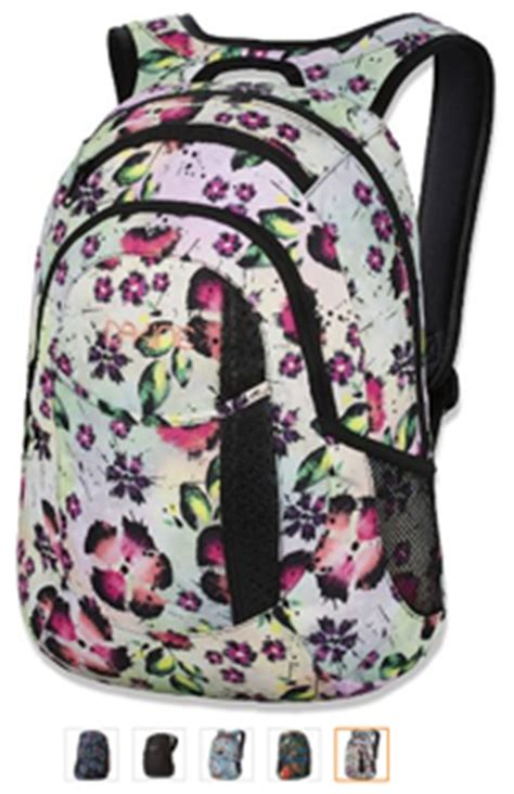 Coolbell Flowery Backpack Bag laptop backpacks backpacks