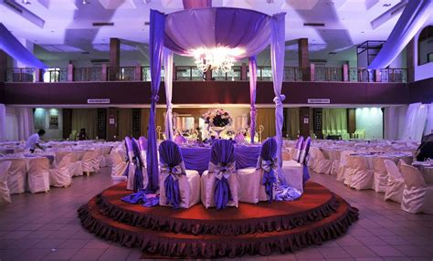 wedding decorations purple wedding decoration ideas