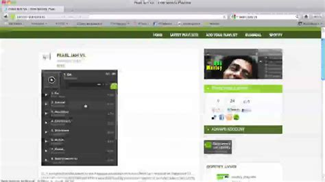 homepage design concepts how to embed a spotify playlist player on your website