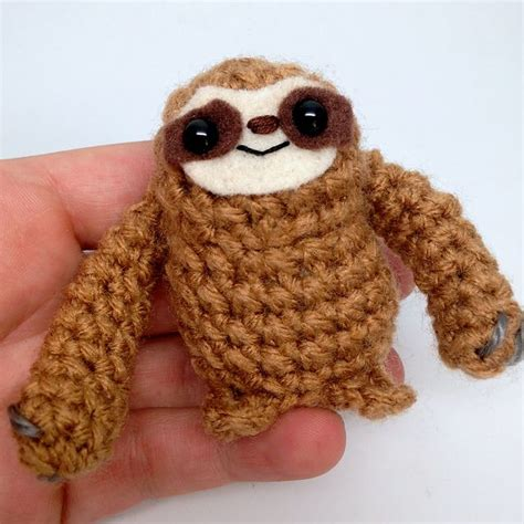 knitted sloth 17 best images about needle craft on free