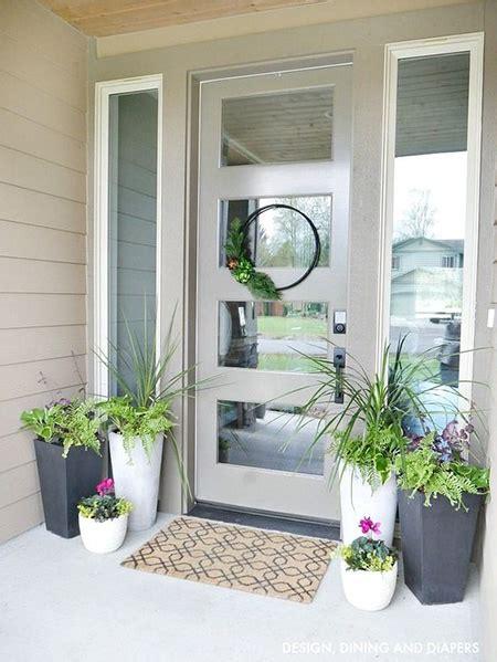 home dzine add curb appeal   entrance