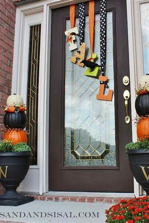 fall door decorations autumn front door decoration ideas diy projects craft