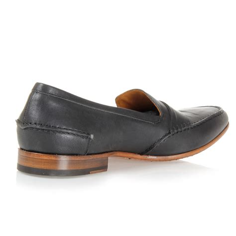 Mcqueenleather Loafers mcqueen leather loafer spence outlet
