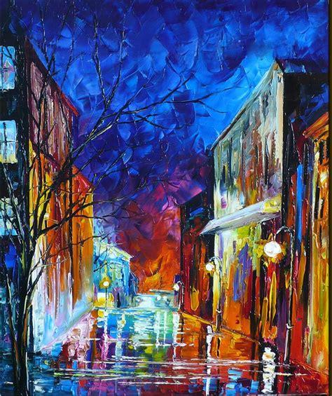 original abstract painting chunliang hu original abstract painting cityscrape