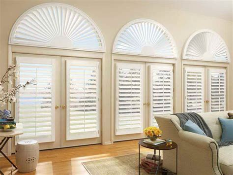 Arch Blinds Miscellaneous Arch Window Blinds Interior Decoration