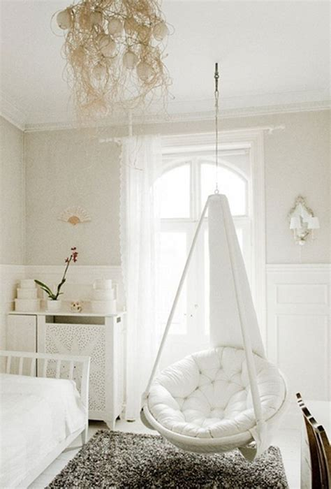 swing chair in bedroom hanging papasan chair home ideas pinterest papasan