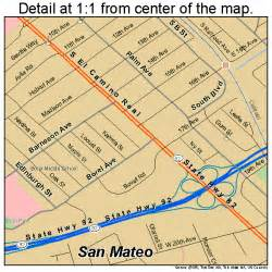 map of san mateo california san mateo ca pictures posters news and on your