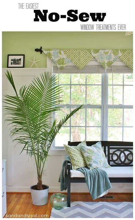 window ideas avalon sew window cornice decorating kitchen the easiest no sew window treatments ever best window