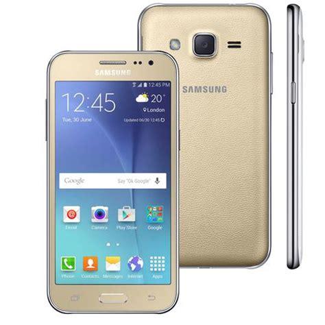 smartphone samsung galaxy j2 tv duos dourado dual chip tela 4 7 quot tv digital 4g c 226 mera