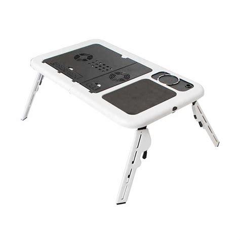 Meja Laptop Portable Dengan Kipas jual kalno meja laptop portable harga kualitas terjamin blibli
