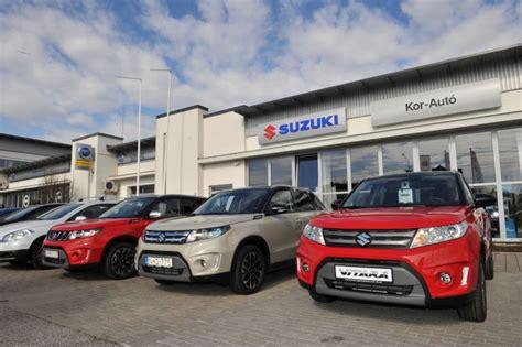 Suzuki Cars Dealers Megnyitott A Hetvenhatodik Suzuki Keresked 233 St Avattak