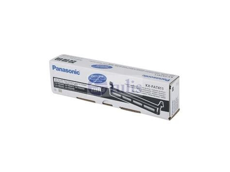 Toner Kx Fat411e Panasonic Kx Fat411e Toner Largest Office Supplies