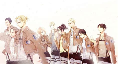 Gantungan Kunci Scouting Legion Squad Gold Shingeki No Kyojin hd wallpaper attack on titan scouting legion 0686