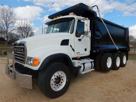 mack dump truck 2007 mack cv713 dump truck for sale 227 770