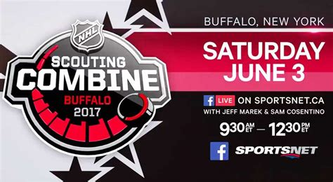 nhl draft live live nhl scouting combine with top 2017 prospects
