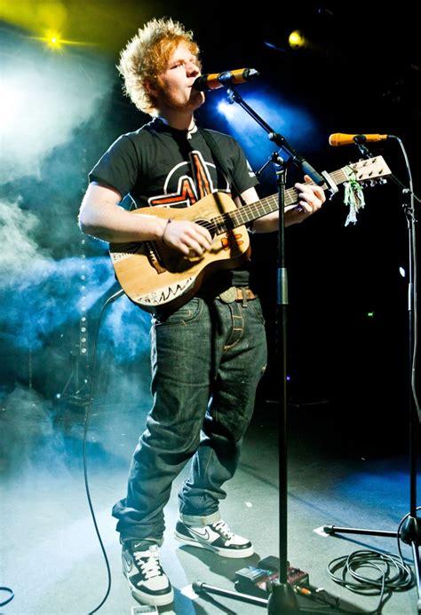 ed sheeran live ed sheeran picture 13 ed sheeran performs live at rock city