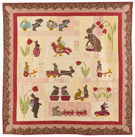 quilt pattern rabbit 30 best images about rabbit quilts on pinterest