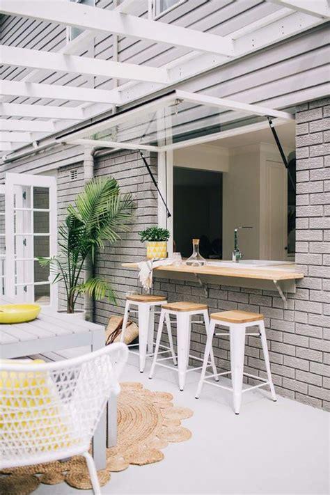 Indoor Outdoor Kitchen Designs 10 Mesmerizing Indoor Outdoor Kitchen For Summers House Design And Decor