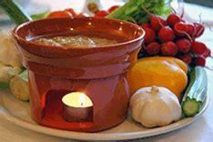 piatto piemontese bagna cauda bagna cauda piatto unico ricetta