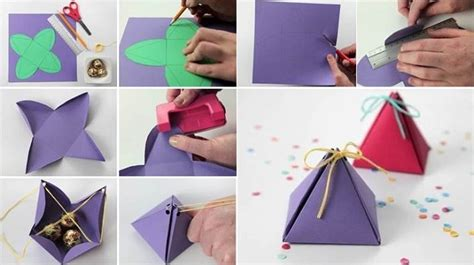 Make Gift Box Out Of Paper - diy easy gift box our daily ideas
