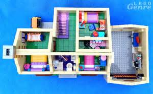 Lego House Floor Plan by Lego House Plans For Pinterest