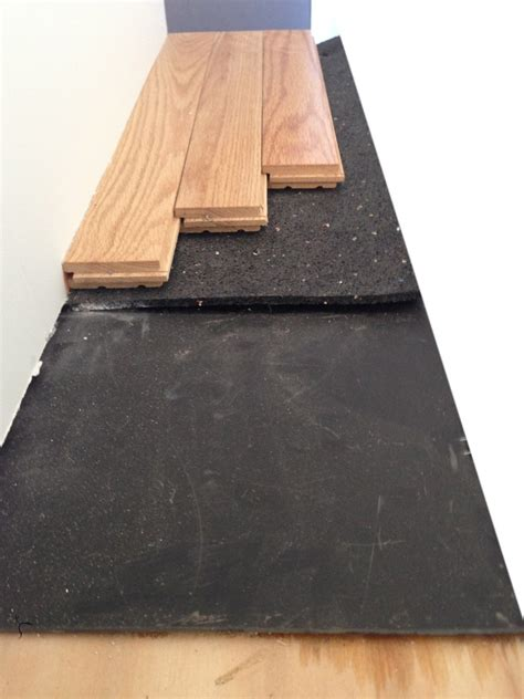 best underlayment for laminate flooring to reduce noise