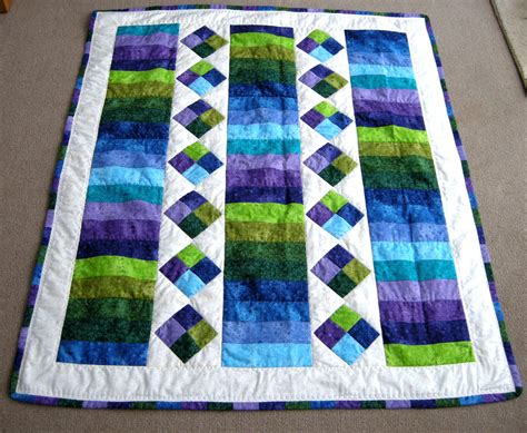 Jelly Rolls Quilt by Katherine S Dabblings Jelly Roll Quilt