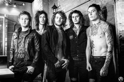 Asking Alexandria New Band korn announce new tour with asking alexandria new album