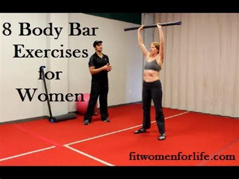 8 bar exercises for