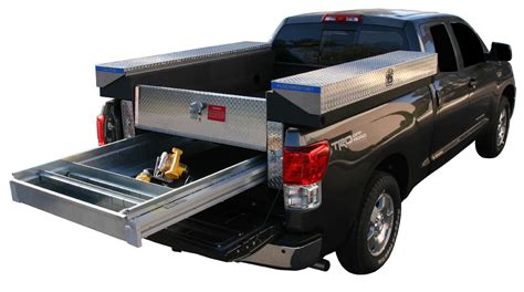 pickup bed tool boxes for truck equipment tool storage tool storage for pickup trucks