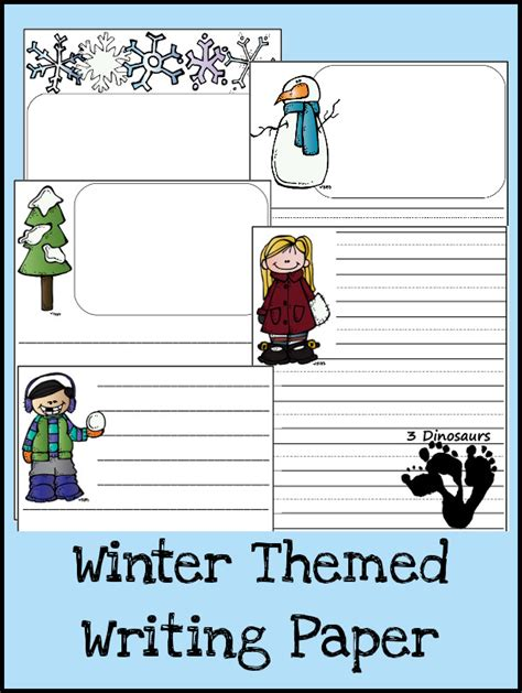 themed writing paper winter themed writing paper training4thefuture x fc2