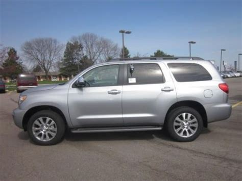 2014 Toyota Sequoia Limited Sell New 2014 Toyota Sequoia Limited In 1180 W National Rd